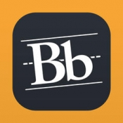iPhone、iPadアプリ「Blackboard Mobile™ Learn」のアイコン