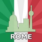 iPhone、iPadアプリ「ローマ 旅行ガイド」のアイコン