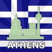 iPhone、iPadアプリ「アテネ 旅行ガイド」のアイコン