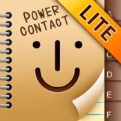 iPhone、iPadアプリ「パワーコンタクトLE(グループ 連絡先):PowerContactLE」のアイコン