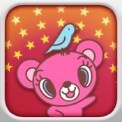iPhone、iPadアプリ「プリプリまろん mini ~写真デコレーション~」のアイコン