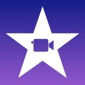 iPhone、iPadアプリ「iMovie」のアイコン
