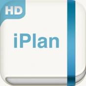 iPhone、iPadアプリ「iPlan for iPad」のアイコン