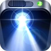 iPhone、iPadアプリ「懐中電灯 Ⓞ」のアイコン