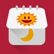 iPhone、iPadアプリ「シフト勤務カレンダー:シフトとスケジュールの人気カレンダー」のアイコン