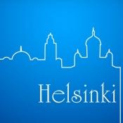 iPhone、iPadアプリ「ヘルシンキ 旅行 ガイド &マップ」のアイコン