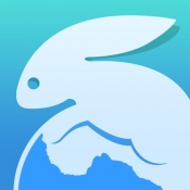 iPhone、iPadアプリ「Snowbunny ウェブブラウザ Private Web」のアイコン
