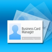iPhone、iPadアプリ「超名刺 Business Card Manager Lite」のアイコン
