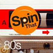 iPhone、iPadアプリ「Spin 80s」のアイコン
