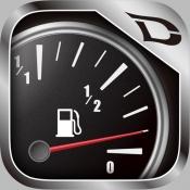 iPhone、iPadアプリ「DriveMate Fuel」のアイコン