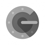 iPhone、iPadアプリ「Google Authenticator」のアイコン