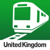 iPhone、iPadアプリ「NAVITIME Transit - London UK journey planner for tube, bus and flight」のアイコン