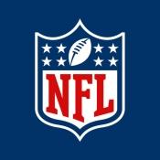 iPhone、iPadアプリ「NFL」のアイコン