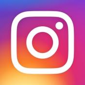 iPhone、iPadアプリ「Instagram」のアイコン