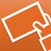 iPhone、iPadアプリ「名刺バンク」のアイコン
