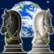 iPhone、iPadアプリ「Live Chess (ライブ チェス)」のアイコン