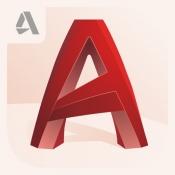 iPhone、iPadアプリ「AutoCAD」のアイコン