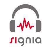 iPhone、iPadアプリ「Signia Hearing Test」のアイコン
