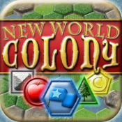 iPhone、iPadアプリ「New World Colony」のアイコン