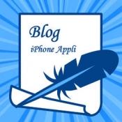 iPhone、iPadアプリ「ブログ投稿」のアイコン