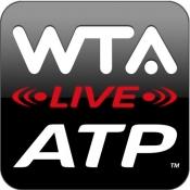 iPhone、iPadアプリ「ATP/WTA Live」のアイコン