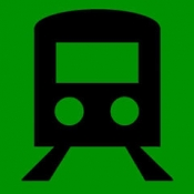 iPhone、iPadアプリ「駅占い・最寄駅・駅検索」のアイコン