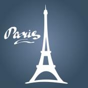 iPhone、iPadアプリ「パリ旅行ガイド フランス」のアイコン