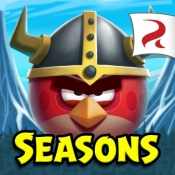 iPhone、iPadアプリ「Angry Birds Seasons」のアイコン