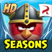 iPhone、iPadアプリ「Angry Birds Seasons HD」のアイコン