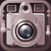 iPhone、iPadアプリ「A ClassicCamera: ライブビュー・エフェクト・カメラ 写真・ビデオ撮影」のアイコン