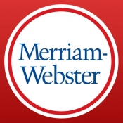 iPhone、iPadアプリ「Merriam-Webster Dictionary」のアイコン