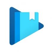 iPhone、iPadアプリ「Google Play ブックス」のアイコン