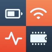 iPhone、iPadアプリ「System Status Pro: hw monitor」のアイコン