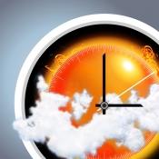 iPhone、iPadアプリ「eWeather HDー天気アプリ、天気予報、地震、津波」のアイコン
