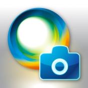 iPhone、iPadアプリ「PlayMemories Online」のアイコン