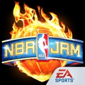 iPhone、iPadアプリ「NBA JAM by EA SPORTS™」のアイコン