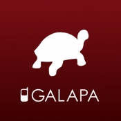 iPhone、iPadアプリ「GalapaBrowser」のアイコン