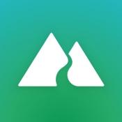 iPhone、iPadアプリ「ViewRanger」のアイコン
