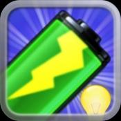 iPhone、iPadアプリ「Battery Tips! Free! 〜 バッテリーの電力レベル及びヘルスステータスをチェックし、壁紙や電池アイコンなど自由にカスタマイズできる」のアイコン