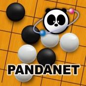 iPhone、iPadアプリ「パンダネット(囲碁)」のアイコン