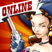 iPhone、iPadアプリ「BANG! the Official Video Game」のアイコン