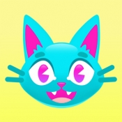 iPhone、iPadアプリ「Game for Cats」のアイコン