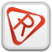 iPhone、iPadアプリ「ezPDF Reader」のアイコン