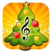 iPhone、iPadアプリ「クリスマス音楽: マスターコレクション、歌詞付き」のアイコン