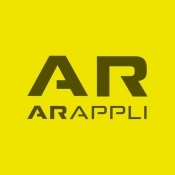 iPhone、iPadアプリ「ARAPPLI-アラプリ(ARアプリ)」のアイコン