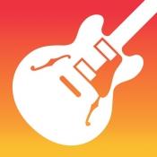 iPhone、iPadアプリ「GarageBand」のアイコン