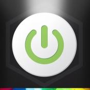 iPhone、iPadアプリ「無料懐中電灯」のアイコン