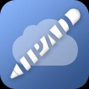 iPhone、iPadアプリ「UPAD Lite (with iCloud)」のアイコン