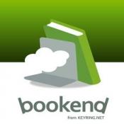iPhone、iPadアプリ「bookend」のアイコン