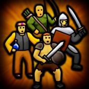 iPhone、iPadアプリ「Tactical Warrior」のアイコン